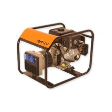 Benzininis elektros generatorius 4,4 kW SDMO, SP4