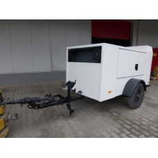 Dyzelinis Oro kompresorius DEMAG SC70 (7500l/min)